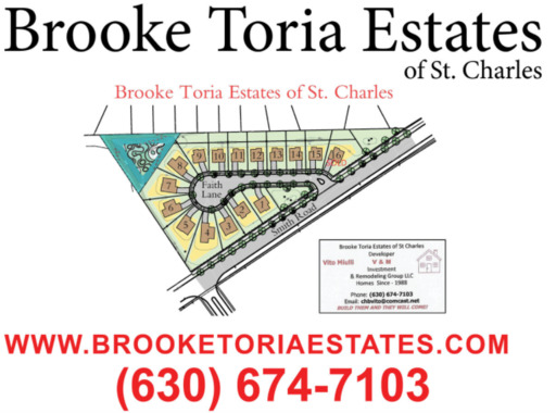 Brooke Toria Estates of St. Charles