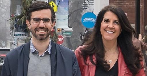 Sarit  and Jordan Zalter, Sales Representatives